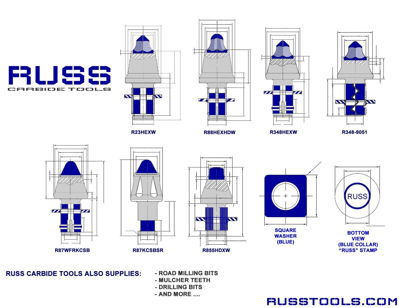 WWW.RUSSTOOLS.COM